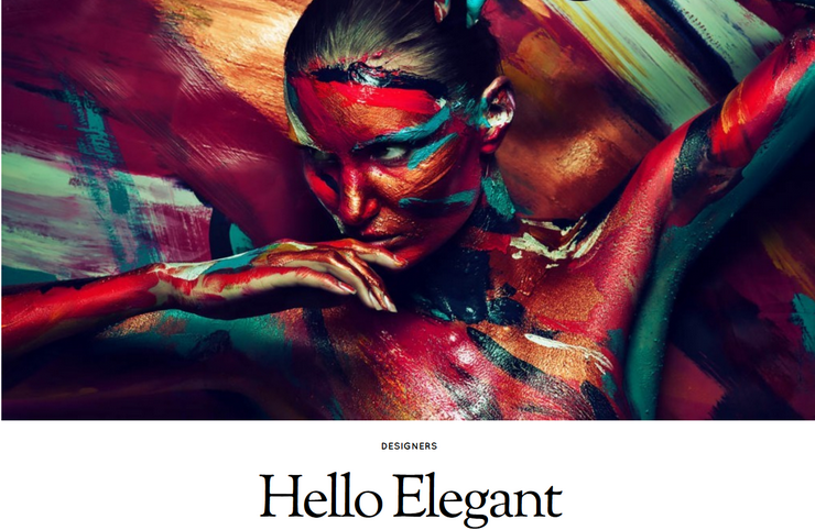 Elegant-WP-Theme