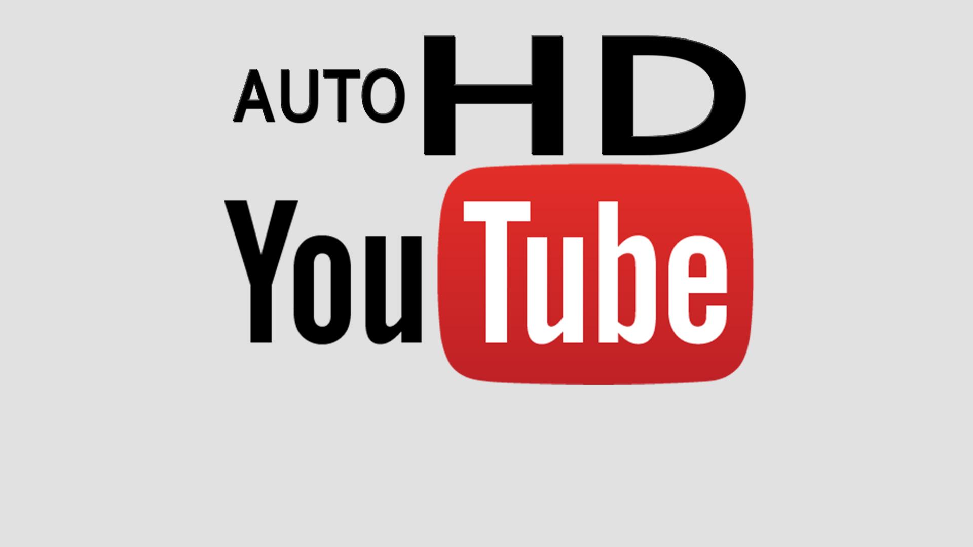 youtube videos default play in hd vizfact net